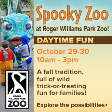 Roger Williams Zoo Spooky Zoo New England Fall Events